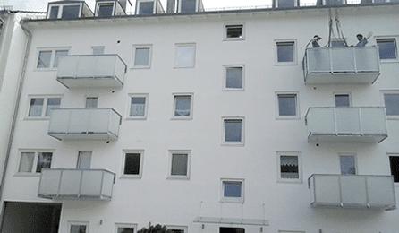 Závěsný balkon Normal