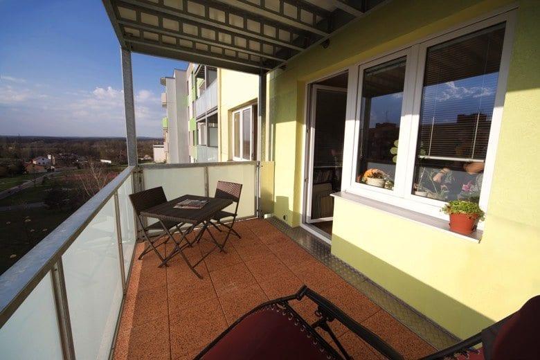 Jak vybavit balkon?