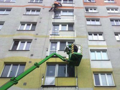 Kotvení balkonu