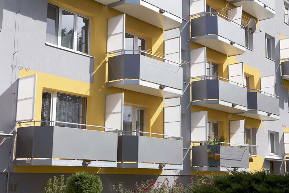 Jaké jsou výhody ocelových balkonů