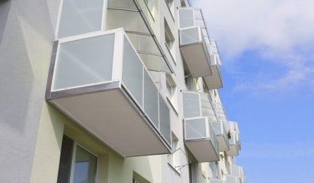 Hliníkový balkon Normal