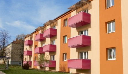 Nové balkony PEKSTRA