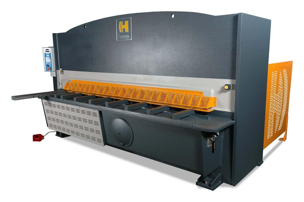 Hydraulické tabulové nůžky HACO TS 3012