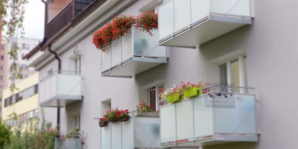 Balkonová bylinková zahrádka
