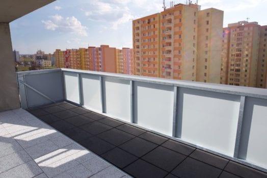 balkon 6 metru
