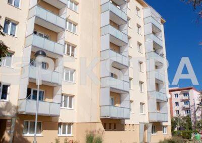 Balkony zástěna