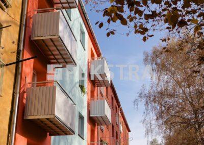 Závěsný balkon