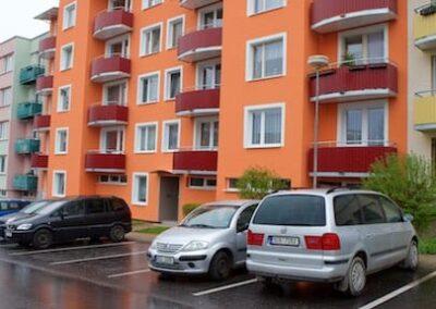 Závěsné balkony IDEAL