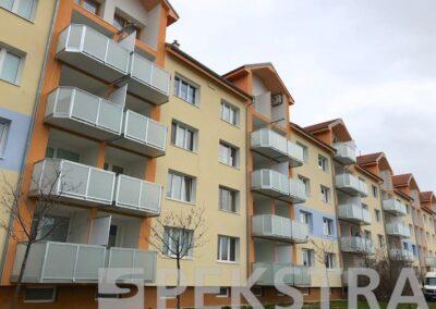 balkon atypicky
