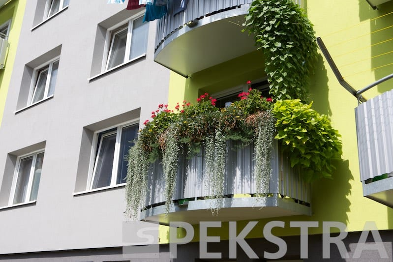 Balkony Arcus trapézový plech