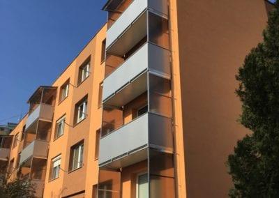 Realizace balkonu 2018