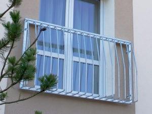 Balkonová zábradlí