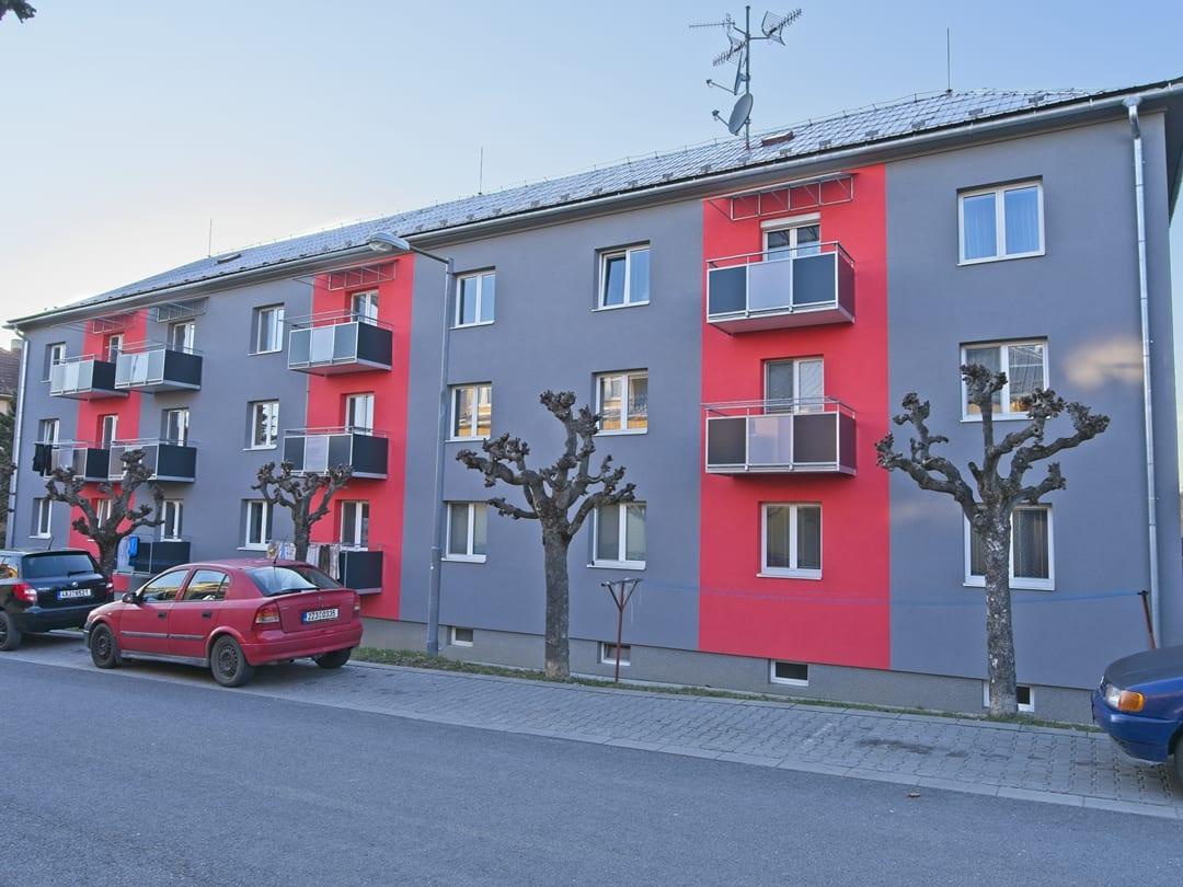 balkony normal kombinovaná výplň