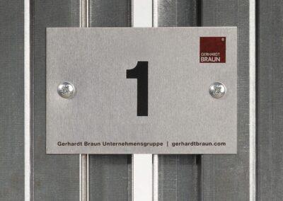 Číselný štítek