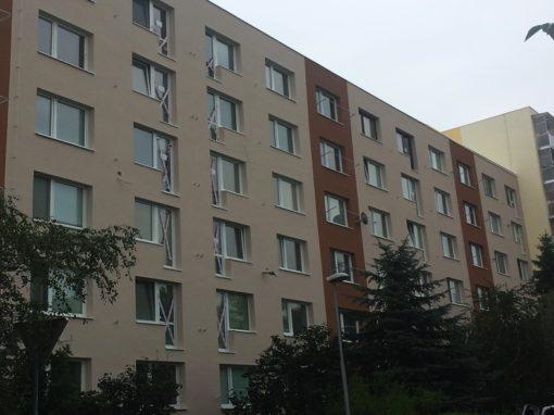Balkony před a po realizaci